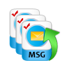 export batch msg file