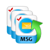 export selctive msg file